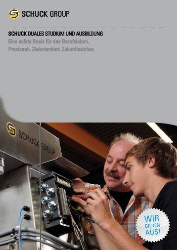 Imagebroschüre | DE | PDF - Franz Schuck GmbH