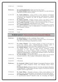 Conference Program 2011 International Workshop ... - ISTC - Page 2