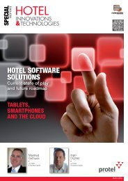 HOTEL - HOTREST 2012