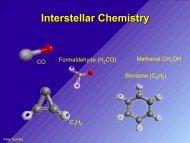 Interstellar Chemistry - Mpifr-bonn.mpg.de