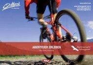 Deferegger Rad- und Mountainbikeführer