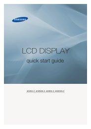 Quick Guide ver.1.0 - Zinger Digital Signs