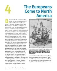 The Europeans Come to North America 4