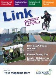 Spring Link_FINAL.indd - South Norfolk Council