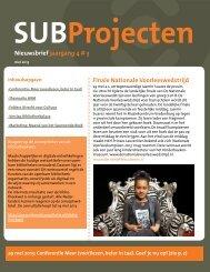 SUBprojecten 4#3 - BiSC