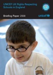 Briefing Paper - Durham Johnston Comprehensive School