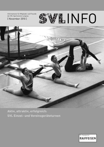 November 2010 - SVL Lengnau