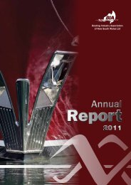 Download 2011 Annual Report - Boating Industry Association of NSW