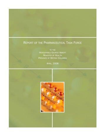 Report - LifeSciences BC