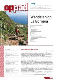 Wandelen op La Gomera - Op Pad