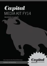 MEDIA KIT FY14 - Fairfax Media Adcentre