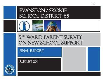 survey report - District 65