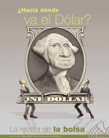 Mayo 05 - Bolsa de Comercio de Mendoza