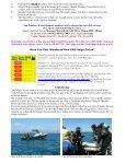 Dolphin Underwater & Adventure Club December 2011 Newsletter - Page 3