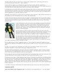 Dolphin Underwater & Adventure Club December 2011 Newsletter - Page 5