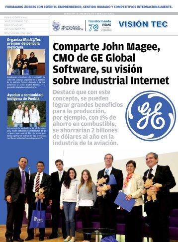 VisiónTec 205 - Mi Campus Santa Fe - Tecnológico de Monterrey
