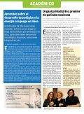 VisiónTec 205 - Mi Campus Santa Fe - Tecnológico de Monterrey - Page 5
