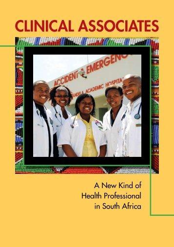 CliniCal assoCiates - HIV/AIDS Twinning Center