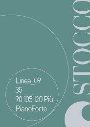Stocco Katalog Serie Linea 09, 35, Piu, PianoForte - Duschking