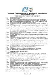 Seite 1 von 2 MEISTERSCHAFTSBEDINGUNGEN 2007 - Ländliche ...