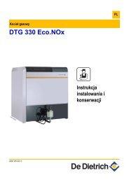 DTG 330 Eco.NOx - De Dietrich