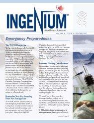 Emergency Preparedness - Sysco Canada