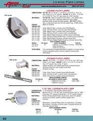 Arrow Safety Device 2009 Catalog - part3 - Zip's Truck Equipment