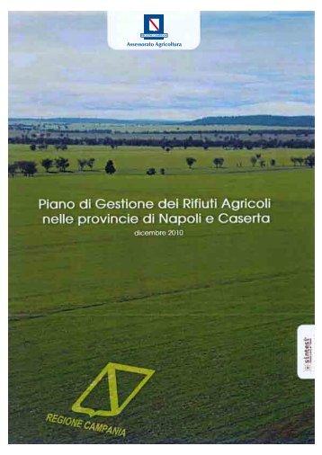 Assessorato Agricoltura - Regione Campania