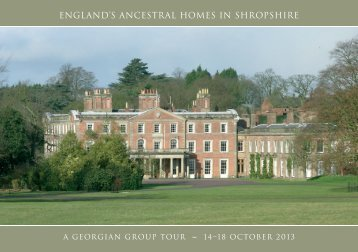please click here to download the brochure - American Friends of ...