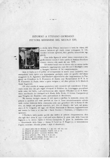 Enrico Mauceri - Bollettino d'Arte