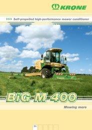 BiG M 400 - Guy Machinery