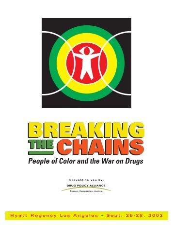 Hyatt Regency Los Angeles • Sept. 26-28, 2002 - Drug Policy Alliance