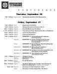 Hyatt Regency Los Angeles • Sept. 26-28, 2002 - Drug Policy Alliance - Page 5