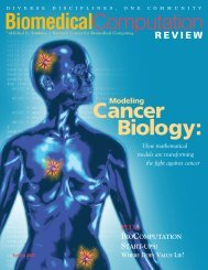 Cancer Biology: - Biomedical Computation Review