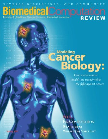 Cancer Biology: - Biomedical Computation Review