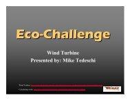 Presentation - Technology Education Association of Maryland