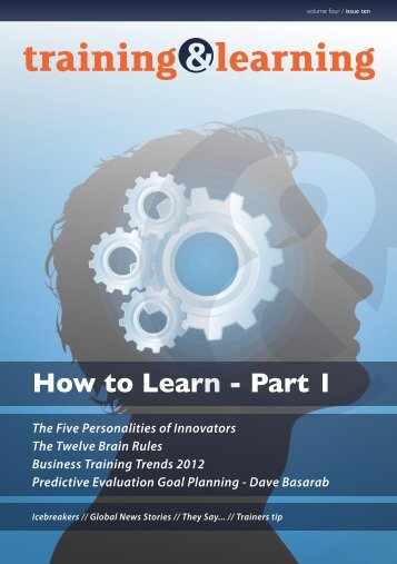 How to Learn - Part 1 - ITOL