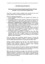 Bulletin 6 - Central Queensland University