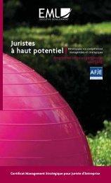 Programme ICI - AFJE
