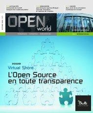 Livre blanc applications Open Source - Bull