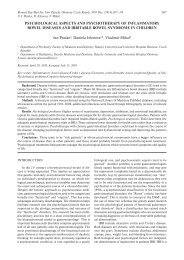 Psychological aspects and psychotherapy of ... - ResearchGate