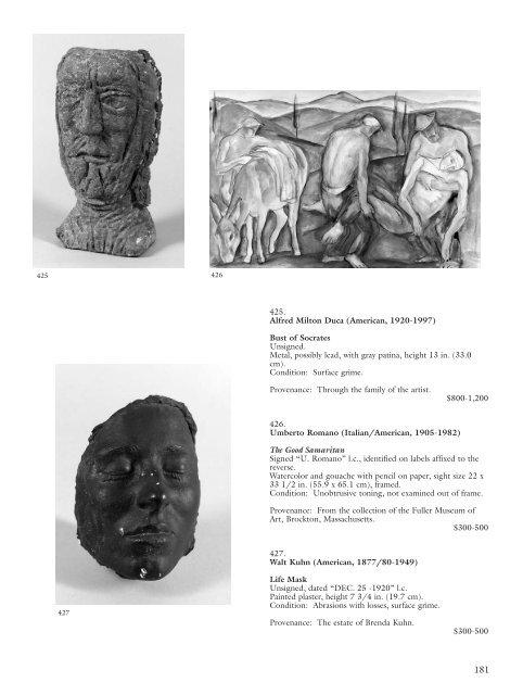 2320 Paintings - Skinner