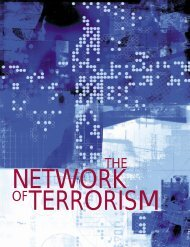 The Network of Terror - Terrorism