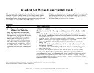 Infosheet #22 Wetlands and Wildlife Ponds - Ontario Soil and Crop ...
