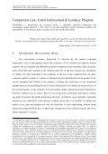 Competition Law, Cartel Enforcement & Leniency Program - Page 2