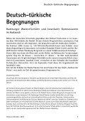 Deutsch-türkische Begegnungen - Gemeinnützige Treuhandstelle ... - Seite 5