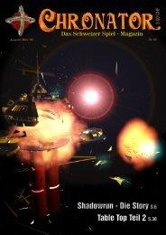 Shadowrun - Die Story S.6 Table Top Teil 2 S.30 ... - Chronator