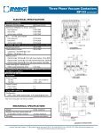 Three Phase Vacuum Contactors RP133 - AMS Technologies - Page 2