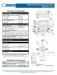 Three Phase Vacuum Contactors RP133 - AMS Technologies - Page 5