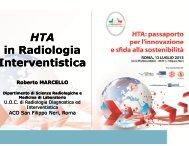 relazione dr. Marcello - Azienda Complesso Ospedaliero San ...